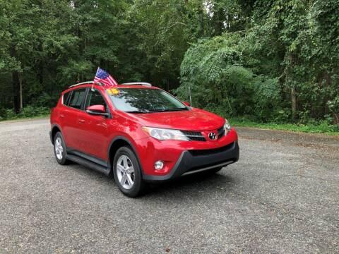 2015 Toyota RAV4 for sale at 4Auto Sales, Inc. in Fredericksburg VA