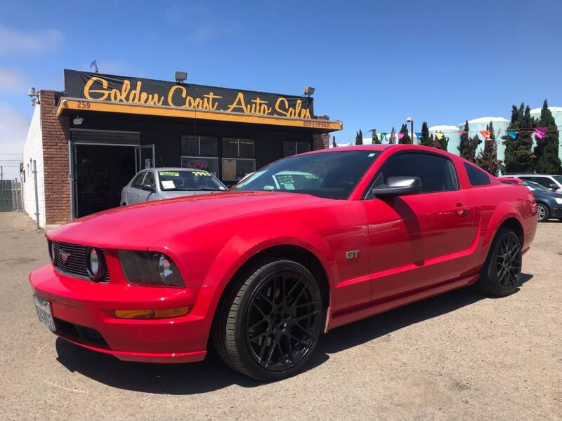 2006 Ford Mustang for sale at Golden Coast Auto Sales in Guadalupe CA