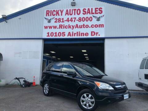 2007 Honda CR-V for sale at Ricky Auto Sales in Houston TX