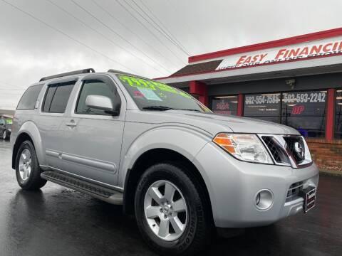 2009 Nissan Pathfinder for sale at Premium Motors in Louisville KY