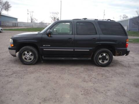 2003 Chevrolet Tahoe for sale at Car Corner in Sioux Falls SD
