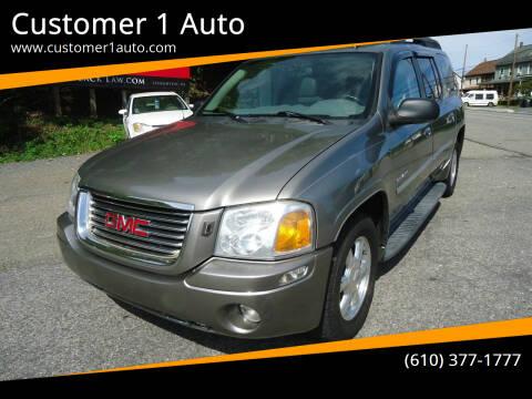 2006 GMC Envoy XL for sale at Customer 1 Auto in Lehighton PA