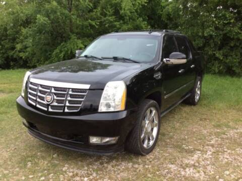 2008 Cadillac Escalade EXT for sale at Allen Motor Co in Dallas TX