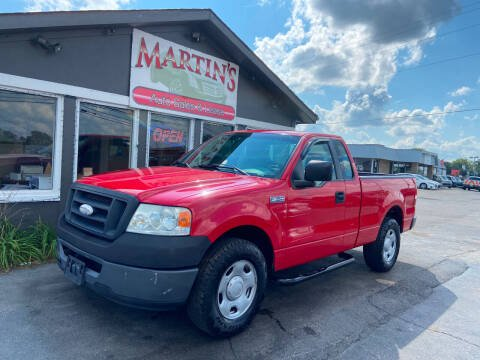 2007 Ford F-150 for sale at Martins Auto Sales in Shelbyville KY