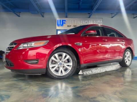 2011 Ford Taurus for sale at Wes Financial Auto in Dearborn Heights MI