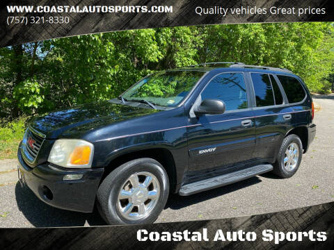 2003 GMC Envoy for sale at Coastal Auto Sports in Chesapeake VA
