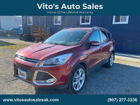 2014 Ford Escape for sale at Vito's Auto Sales in Anchorage AK