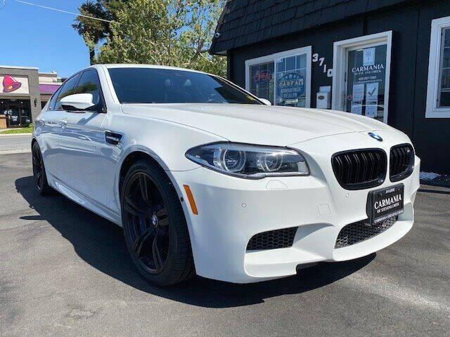 2015 BMW M5 for sale at Carmania of Stevens Creek in San Jose CA