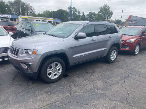 2014 Jeep Grand Cherokee for sale at Lee's Auto Sales in Garden City MI