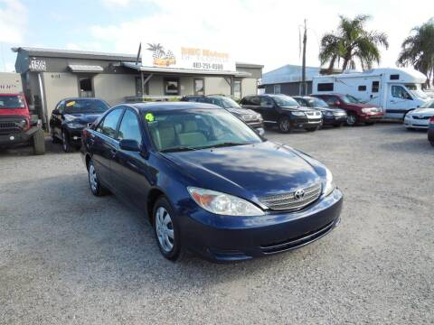 2004 Toyota Camry for sale at DMC Motors of Florida in Orlando FL