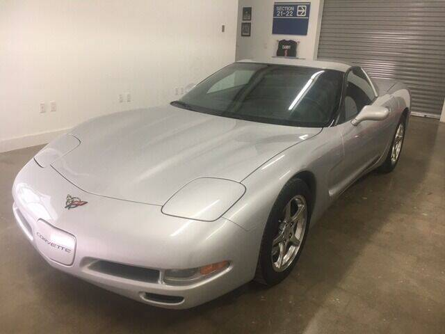 1999 Chevrolet Corvette for sale at CHAGRIN VALLEY AUTO BROKERS INC in Cleveland OH