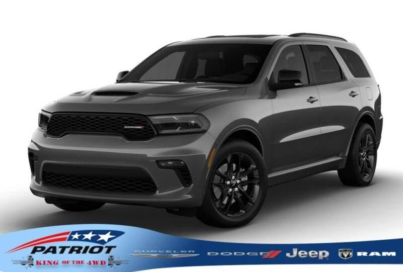 2021 Dodge Durango for sale at PATRIOT CHRYSLER DODGE JEEP RAM in Oakland MD