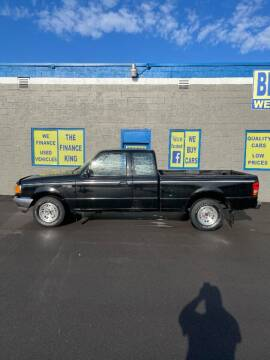 1997 Ford Ranger for sale at BIG #1 INC in Brownstown MI