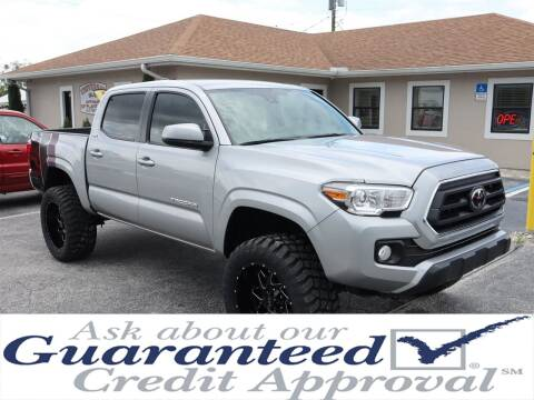 2020 Toyota Tacoma for sale at Universal Auto Sales in Plant City FL