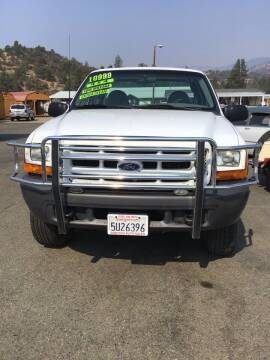 1999 Ford F-250 Super Duty for sale at Siskiyou Auto Sales in Yreka CA