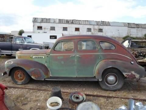 1939 Desoto Sedan