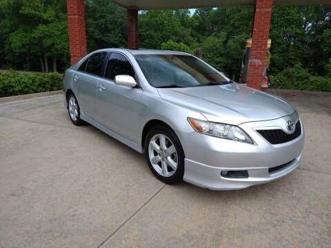 2008 Toyota Camry for sale at A&Q Auto Sales in Gainesville GA