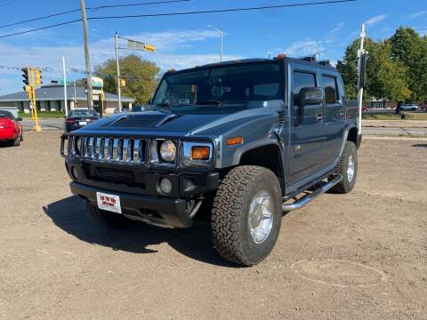 2006 HUMMER H2 SUT for sale at Toy Box Auto Sales LLC in La Crosse WI