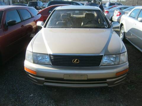1997 Lexus LS 400 for sale at Speed Auto Inc in Charlotte NC