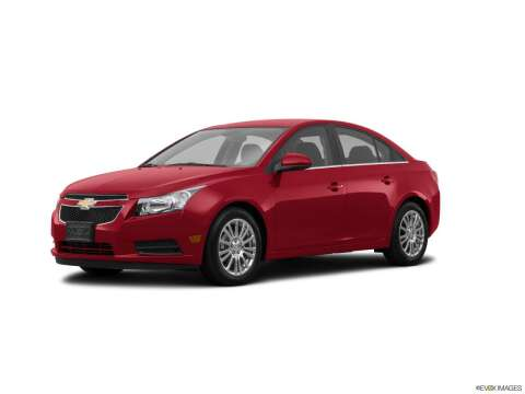 2014 Chevrolet Cruze for sale at Griffin Mitsubishi in Monroe NC