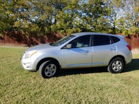 2011 Nissan Rogue for sale at El Jasho Motors in Grand Prairie TX