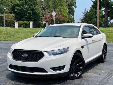 2015 Ford Taurus for sale at Sebar Inc. in Greensboro NC