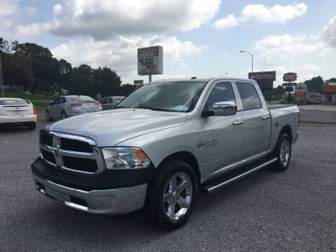 2014 RAM Ram Pickup 1500 for sale at Wholesale Auto Inc in Athens TN