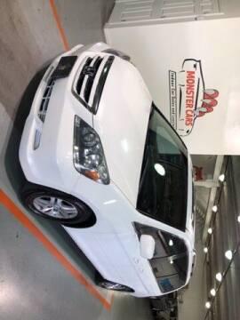 2007 Honda Odyssey for sale at Monster Cars in Pompano Beach FL
