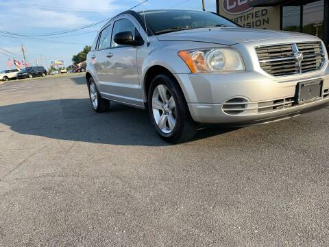 2010 Dodge Caliber for sale at EMH Imports LLC in Monroe NC