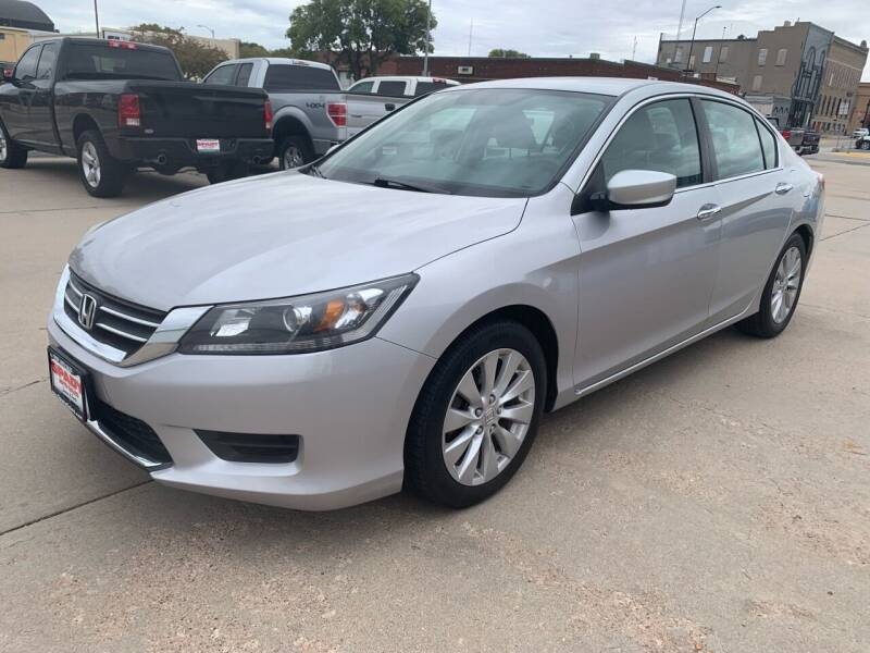 2013 Honda Accord for sale at Spady Used Cars in Holdrege NE