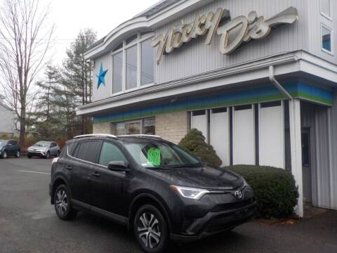 2016 Toyota RAV4 for sale at Nicky D's in Easthampton MA
