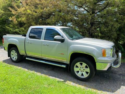 2008 GMC Sierra 1500 for sale at Kansas Car Finder in Valley Falls KS