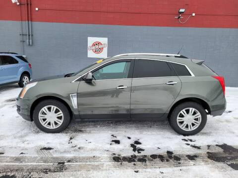 2013 Cadillac SRX for sale at Stach Auto in Janesville WI