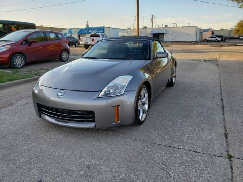 2007 Nissan 350Z for sale at Image Auto Sales in Dallas TX