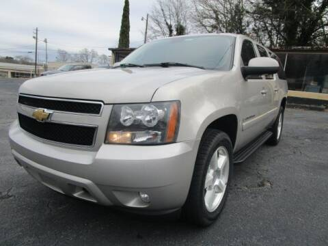 2007 Chevrolet Suburban for sale at Lewis Page Auto Brokers in Gainesville GA