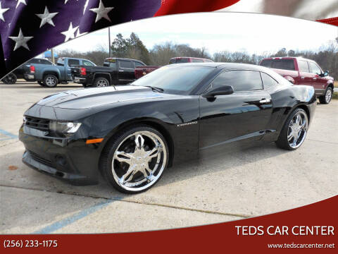 2014 Chevrolet Camaro for sale at TEDS CAR CENTER in Athens AL