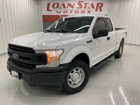 2018 Ford F-150 for sale at Loan Star Motors in Humble TX