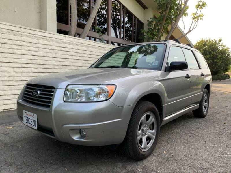 2006 Subaru Forester for sale at Santa Barbara Auto Connection in Goleta CA