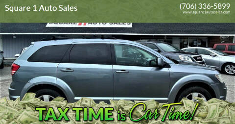 2010 Dodge Journey for sale at Square 1 Auto Sales - Commerce in Commerce GA