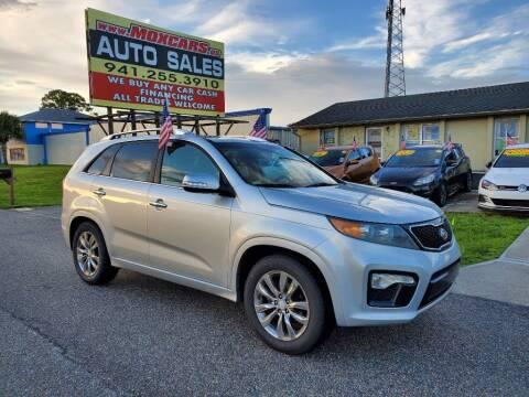 2013 Kia Sorento for sale at Mox Motors in Port Charlotte FL