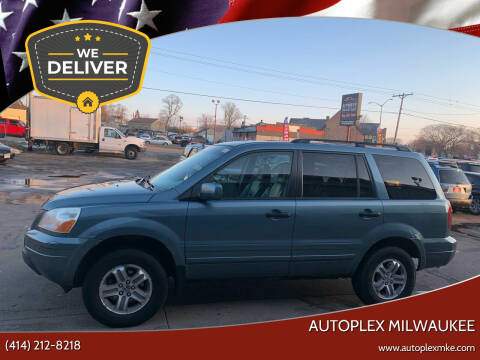 2005 Honda Pilot for sale at Autoplex 3 in Milwaukee WI