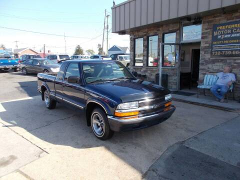 1999 Chevrolet S-10 for sale at Preferred Motor Cars of New Jersey in Keyport NJ