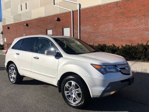 2009 Acura MDX for sale at Centre City Imports Inc in Reading PA