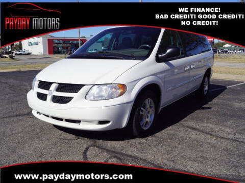 2002 Dodge Grand Caravan for sale at Payday Motors in Wichita And Topeka KS