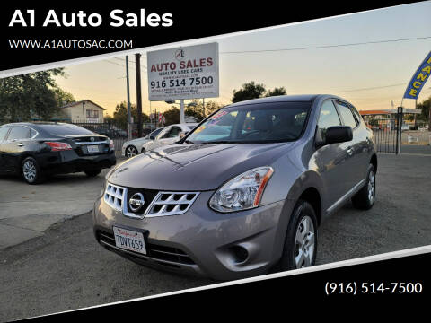 2013 Nissan Rogue for sale at A1 Auto Sales in Sacramento CA