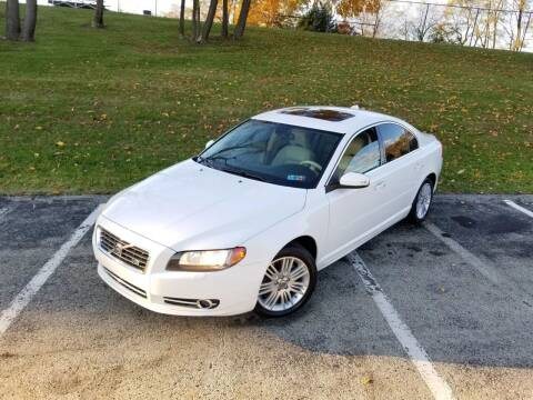 2007 Volvo S80 for sale at FAYAD AUTOMOTIVE GROUP in Pittsburgh PA