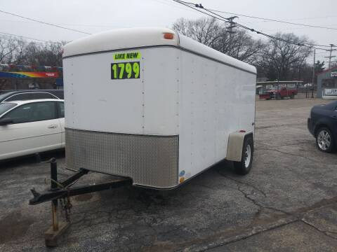1999 Utilimaster Aeromate for sale at Wicked Motorsports in Muskegon MI