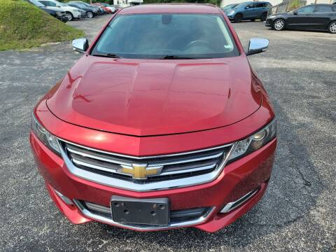 2014 Chevrolet Impala for sale at BHT Motors LLC in Imperial MO