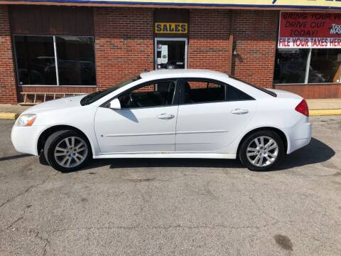 2009 Pontiac G6 for sale at Atlas Cars Inc. in Radcliff KY