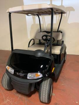 EZGO RXV for sale at ADVENTURE GOLF CARS in Southlake TX